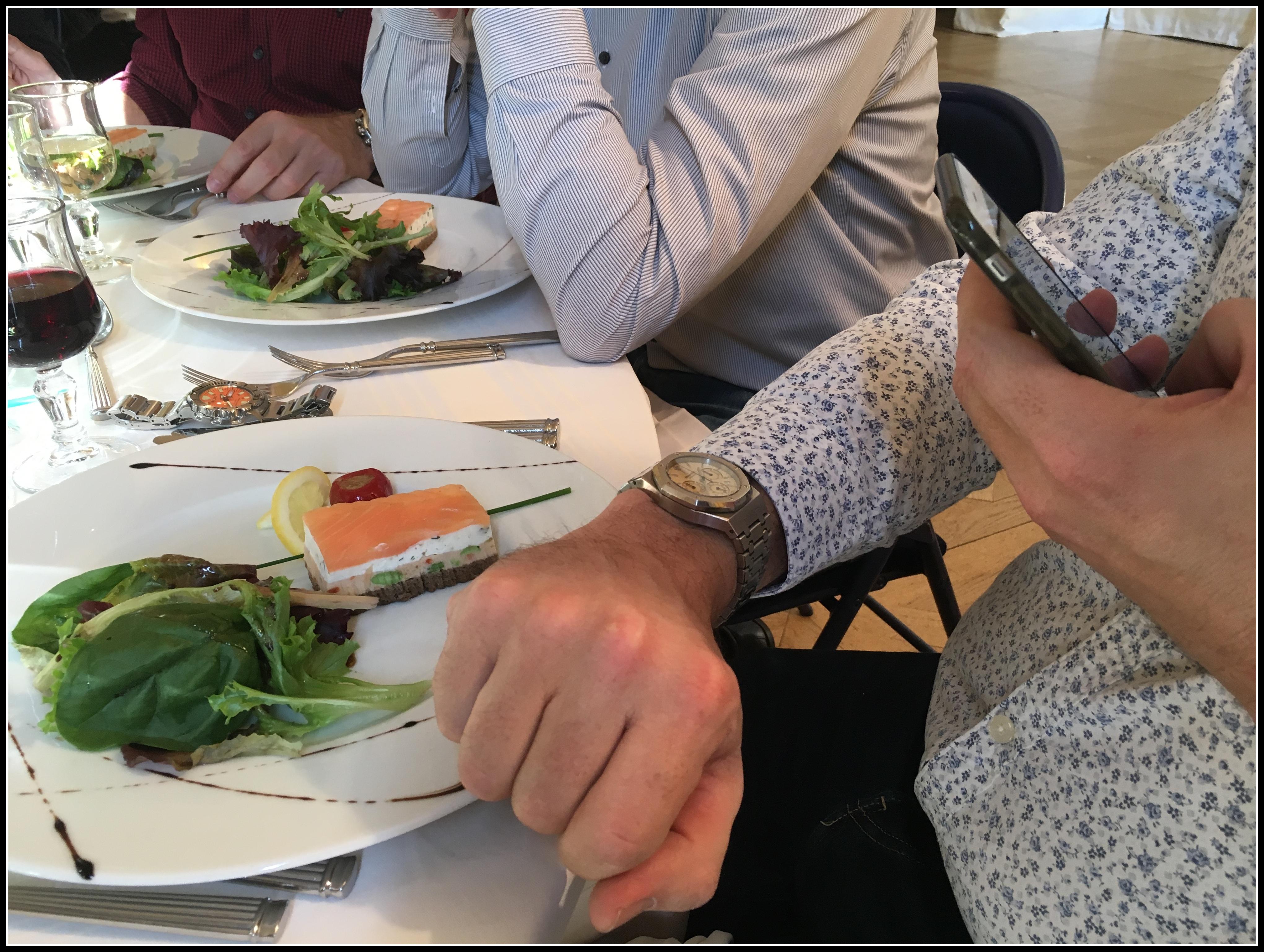 Déjeuner FAM à Lyon le 15 octobre 2016