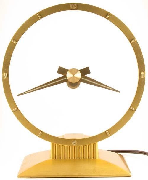 Golden Hour Clock