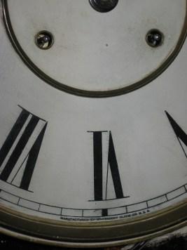 MANUFACTURED BY WATERBURY CLOCK CO. U.S.A.