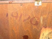 Date code 1912 G