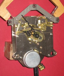The movement after repair