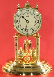 Schatz Standard 400 Day Clock (without dome)