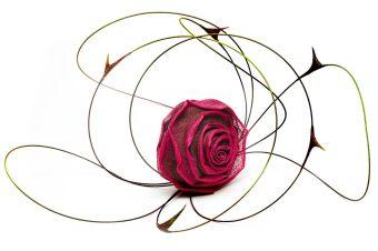Rose Thorn purse