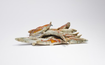 Upcoming shows from ceramic artist Rafael Atencia