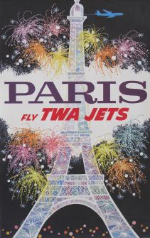 TWA Jets - Paris