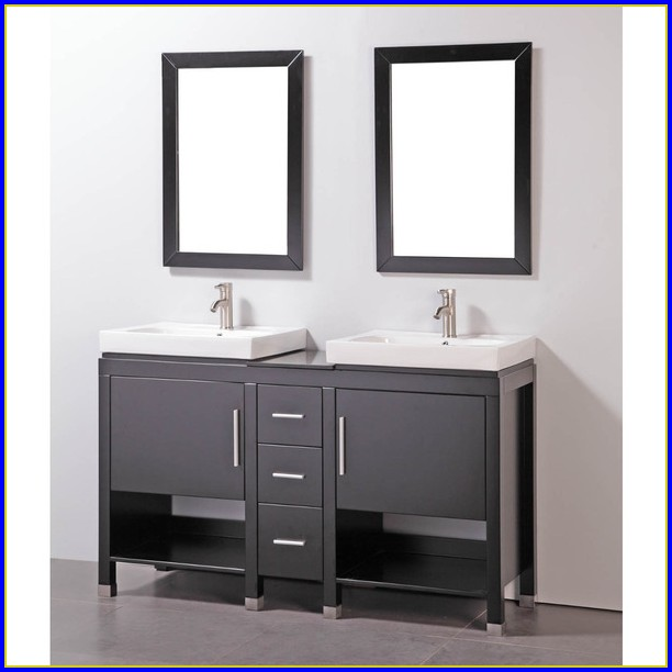 60 Inch Bathroom Vanity Double Sink Canada