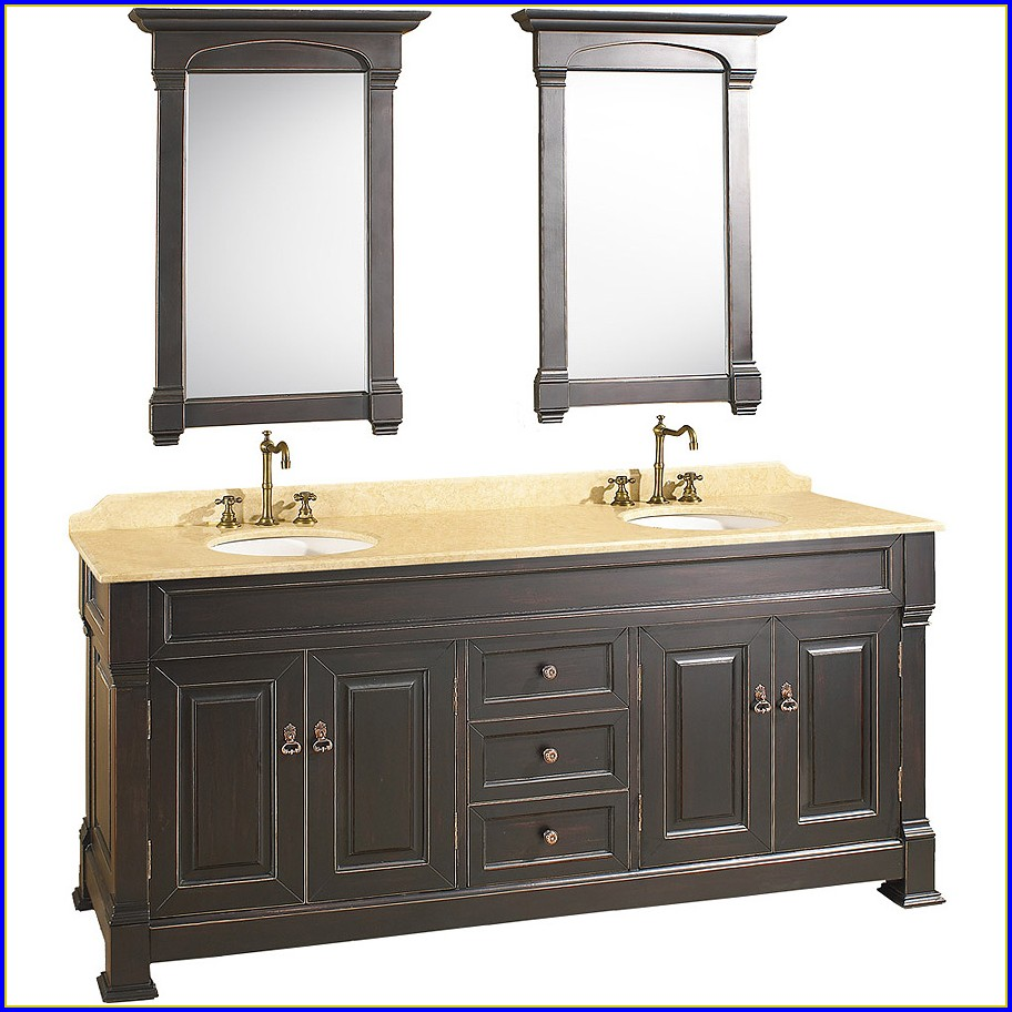 72 Inch Bathroom Vanity Without Top