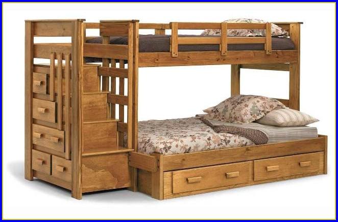 Ashley Wood Bunk Beds