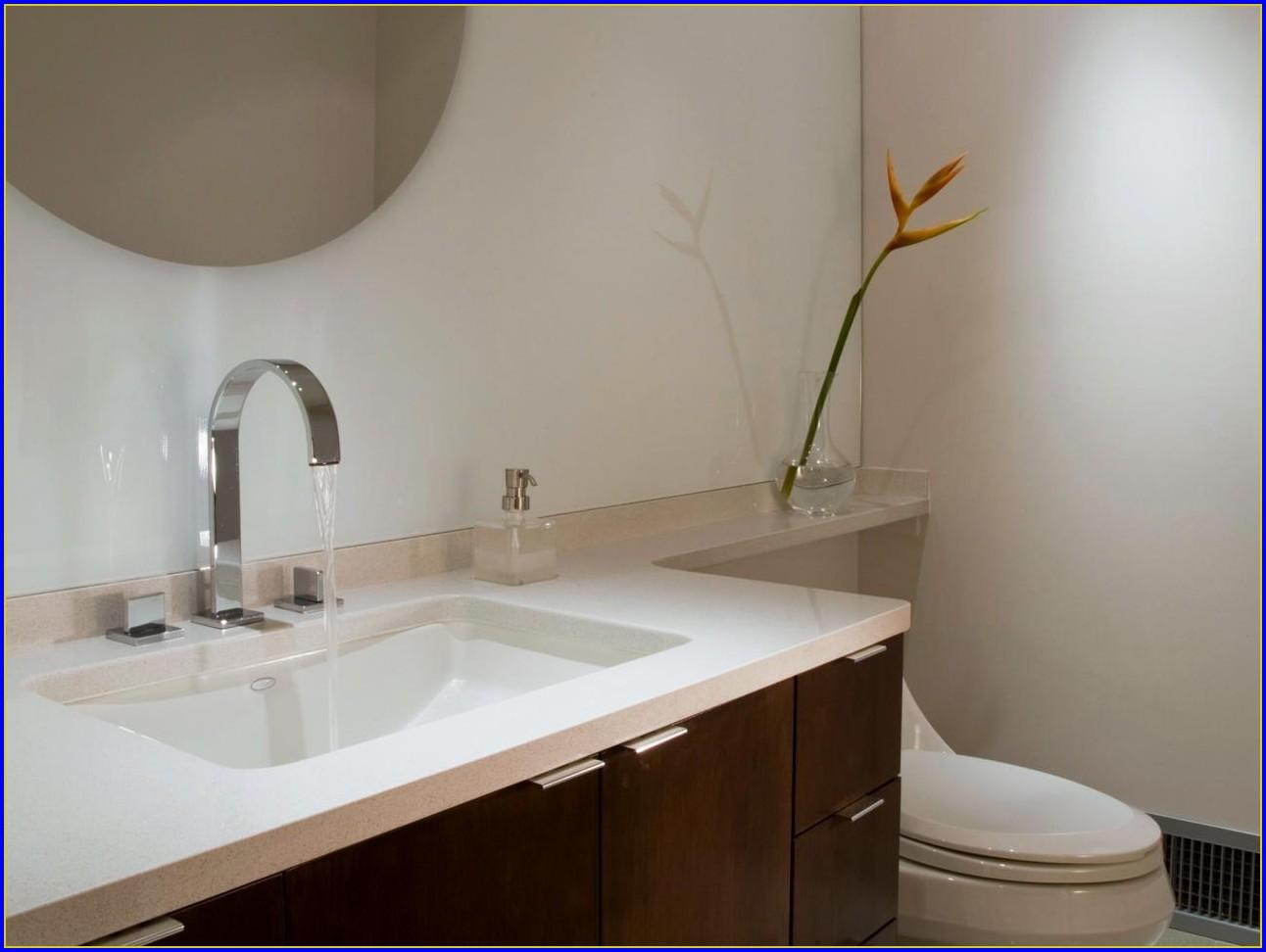 Bathroom Countertop Materials Options