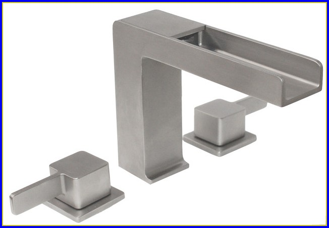 Bathroom Faucets Brushed Nickel Widespread