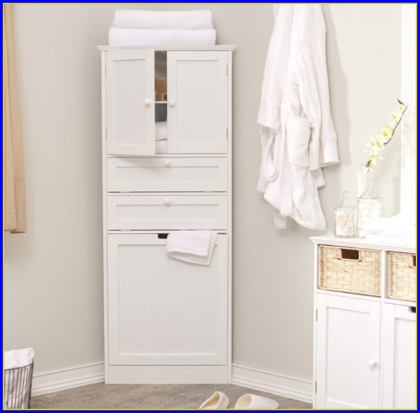 Bathroom Linen Cabinets And Vanities