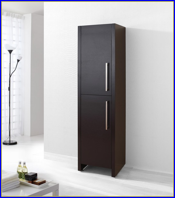 Bathroom Linen Cabinets With Hamper