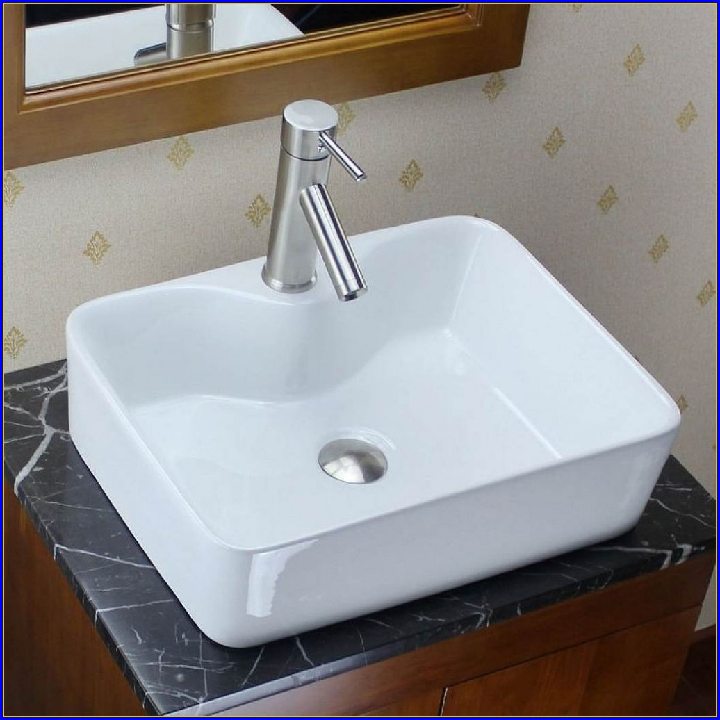 Bathroom Sink Clogged Drain