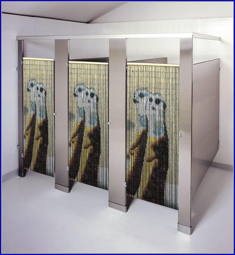 Bathroom Stall Doors Hardware