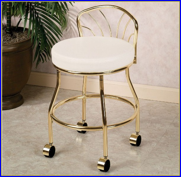 Bathroom Vanity Stool Or Bench
