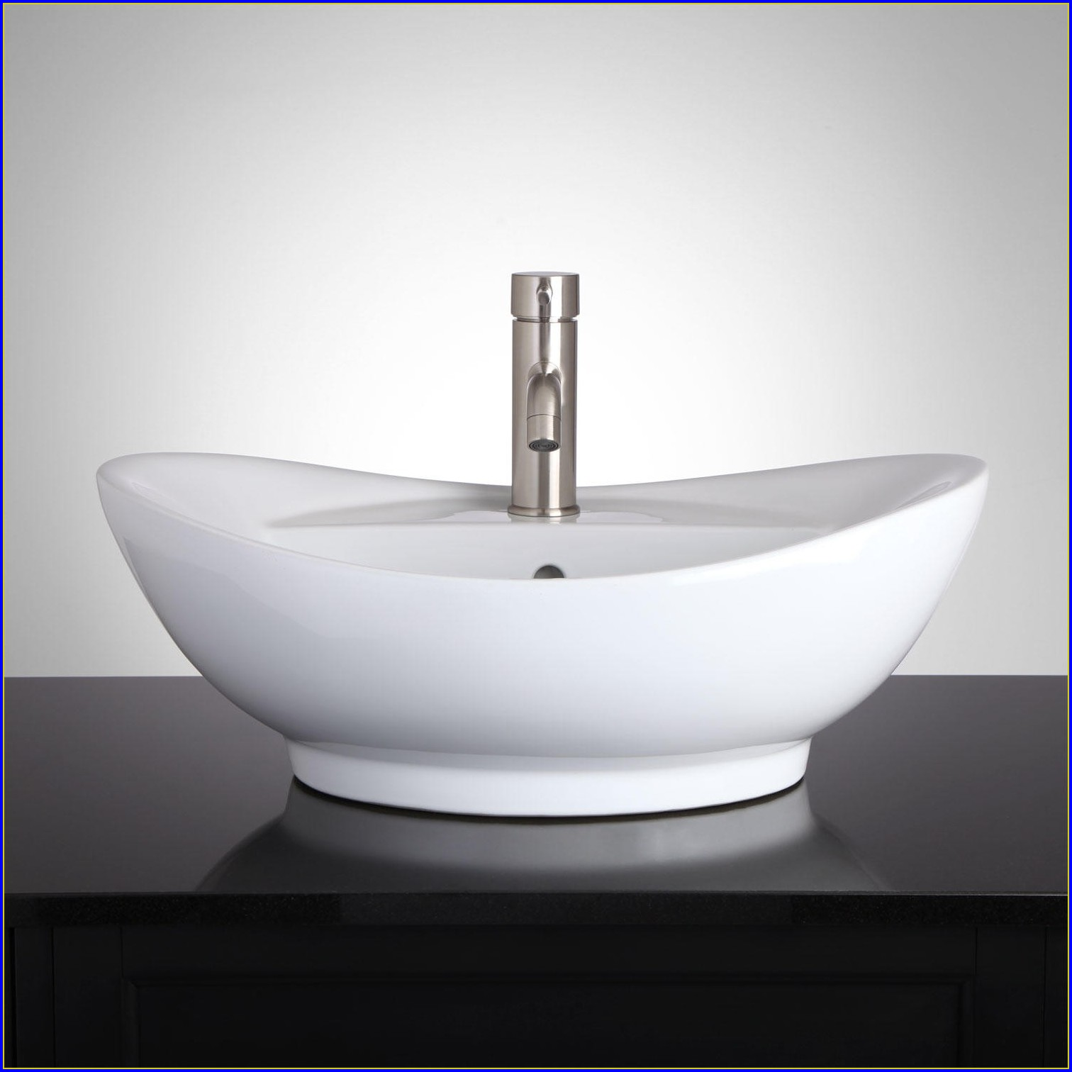 Bathroom Vessel Sinks And Faucets