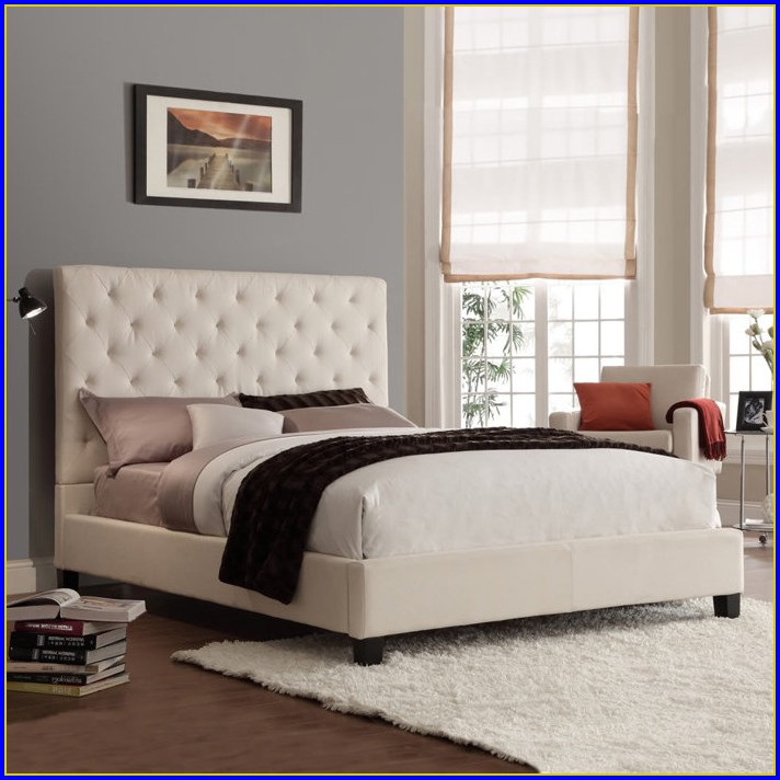 Bed Frame With Headboard Queen