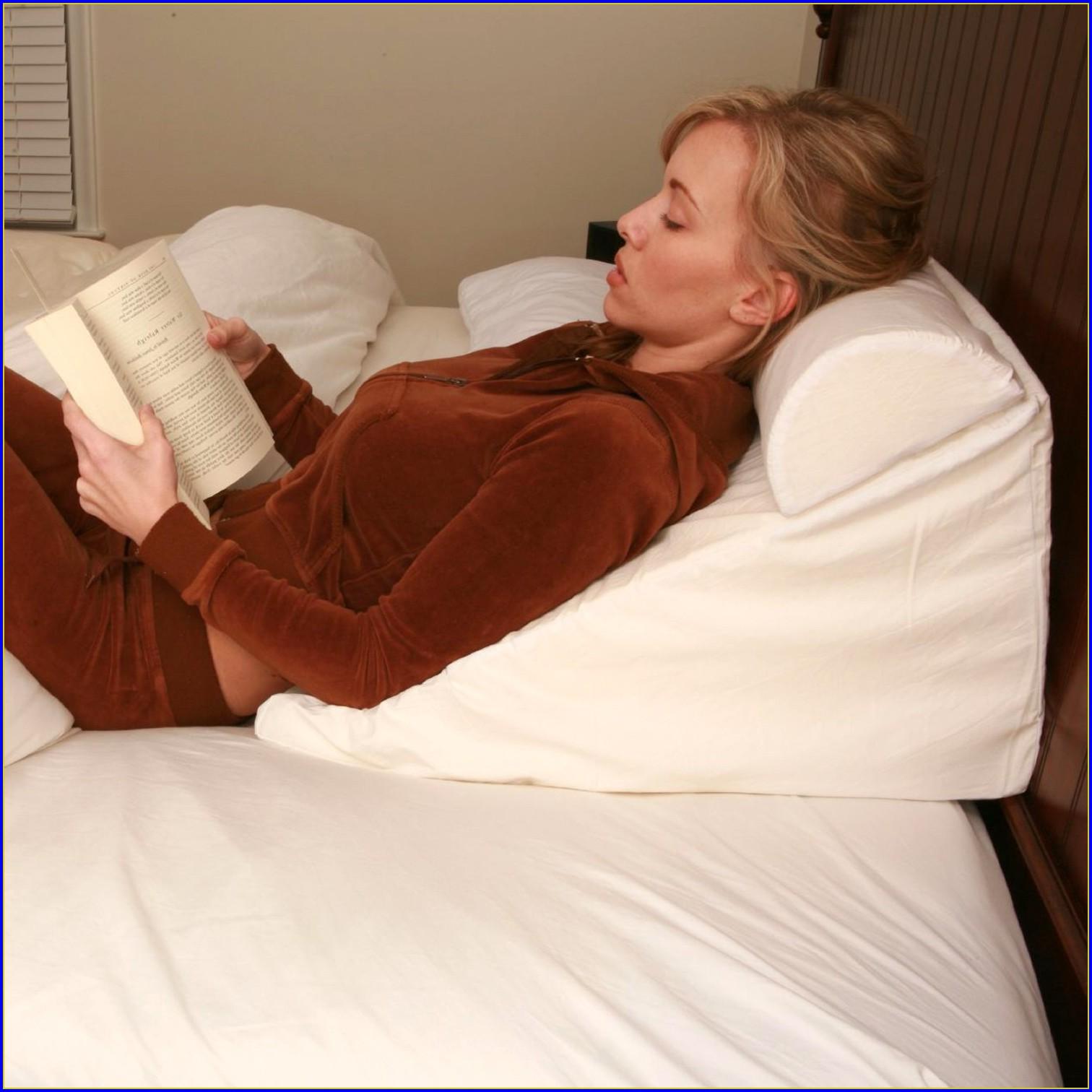 Bed Wedge Pillow Acid Reflux