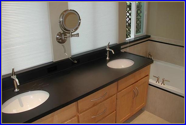 Best Bathroom Countertop Materials