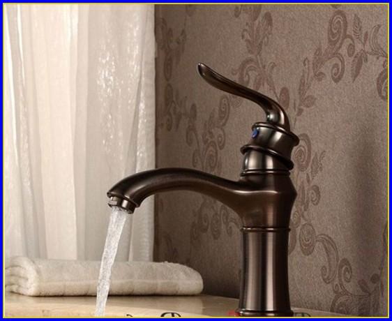 Bronze Bathroom Faucet Sets