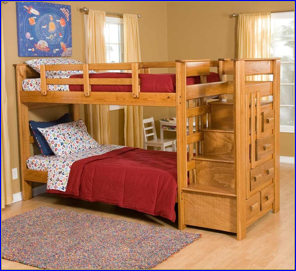 Bunk Beds For Adults With Storage
