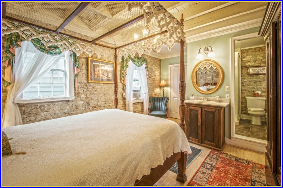 Charleston Sc Bed And Breakfast Waterfront