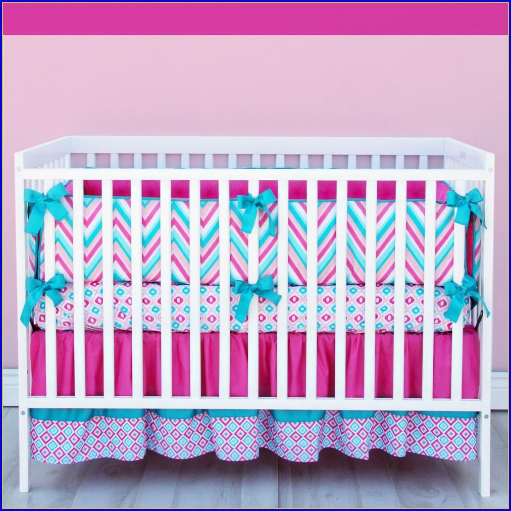 Chevron Baby Bedding Target
