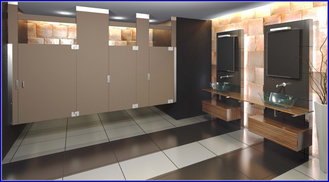 Commercial Bathroom Partitions Seattle