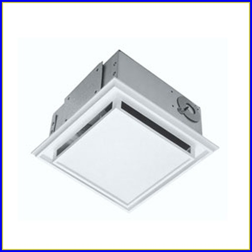 Ductless Bathroom Fan With Light