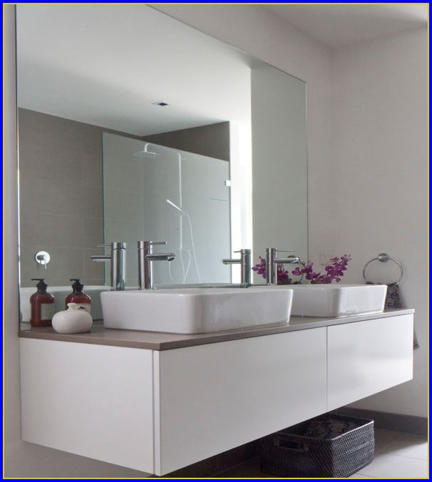 Frameless Bathroom Mirrors Sydney