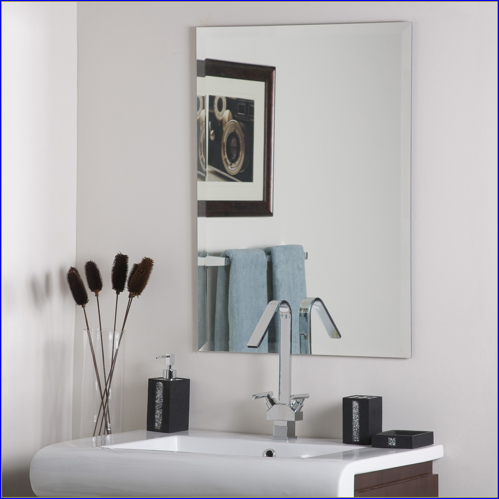 Frameless Bathroom Mirrors Uk