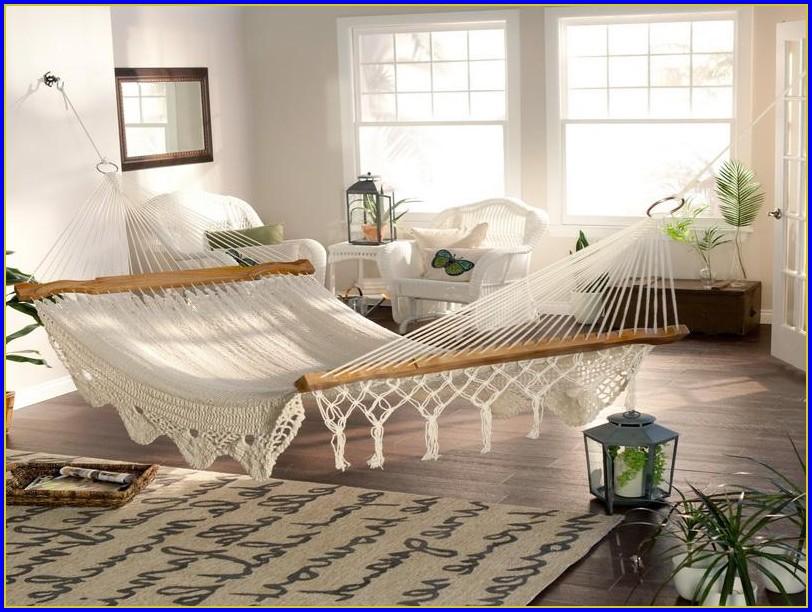 Indoor Hammock Bed Diy