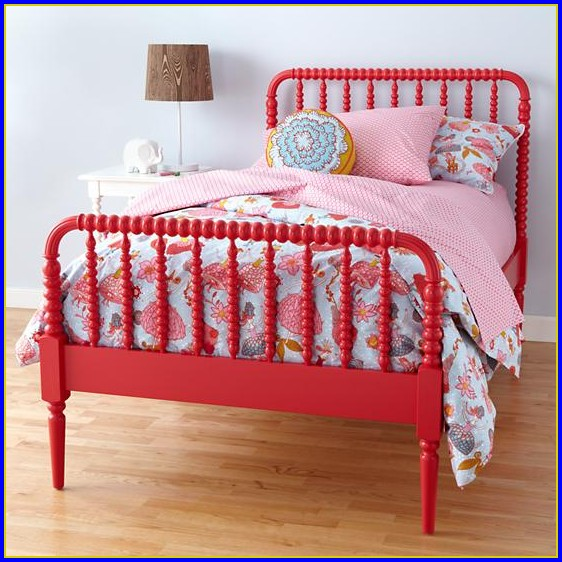 Jenny Lind Bed History