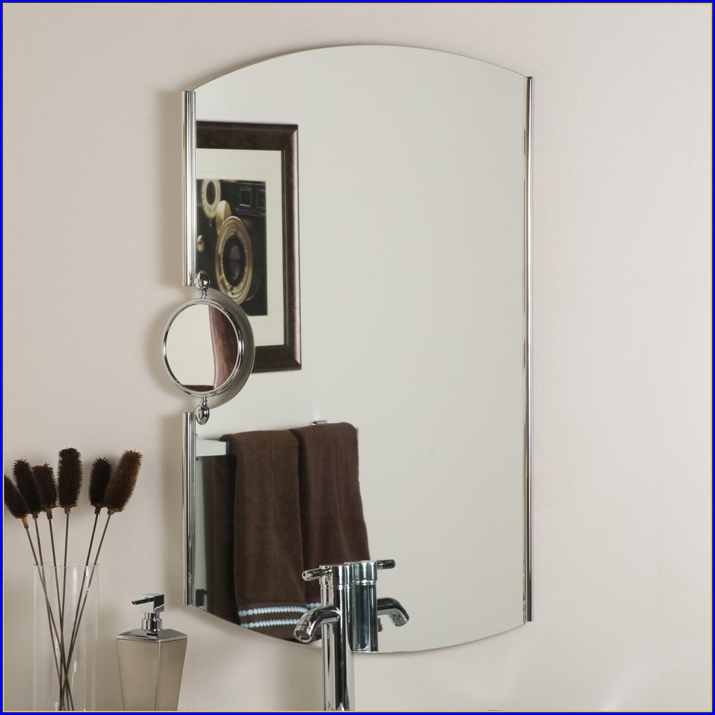 Lighted Wall Mirrors For Bathrooms