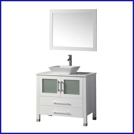 Menards Bathroom Vanity White