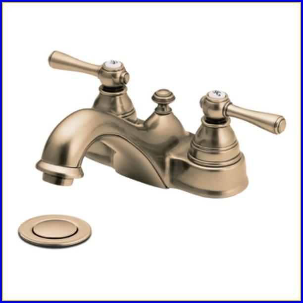 Moen Bathroom Faucet Handle Loose