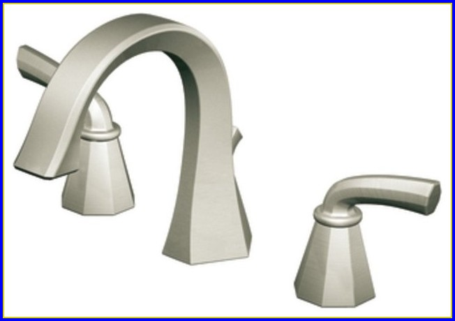 Moen Bathroom Sink Faucet Installation