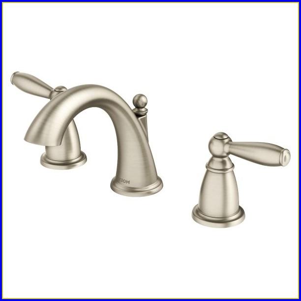 Moen Bathroom Sink Faucet Loose Handle