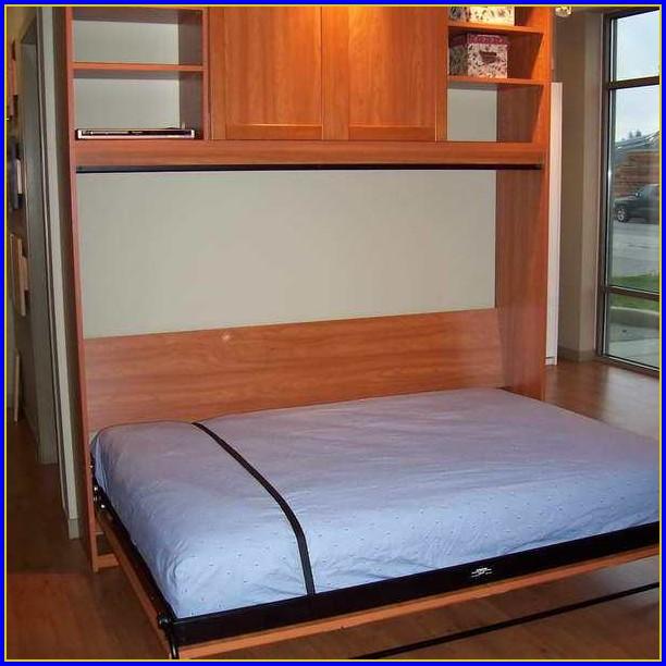 Murphy Bed Ikea Full