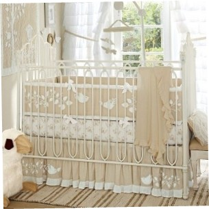 Neutral Baby Bedding Pottery Barn