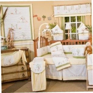 Neutral Baby Bedding Themes