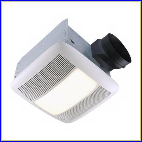 Nutone Bathroom Fan Light