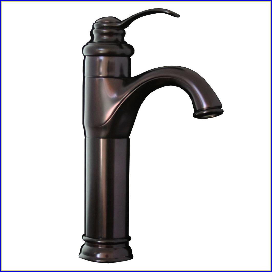 Oil Rubbed Bronze Bathroom Faucet Sets