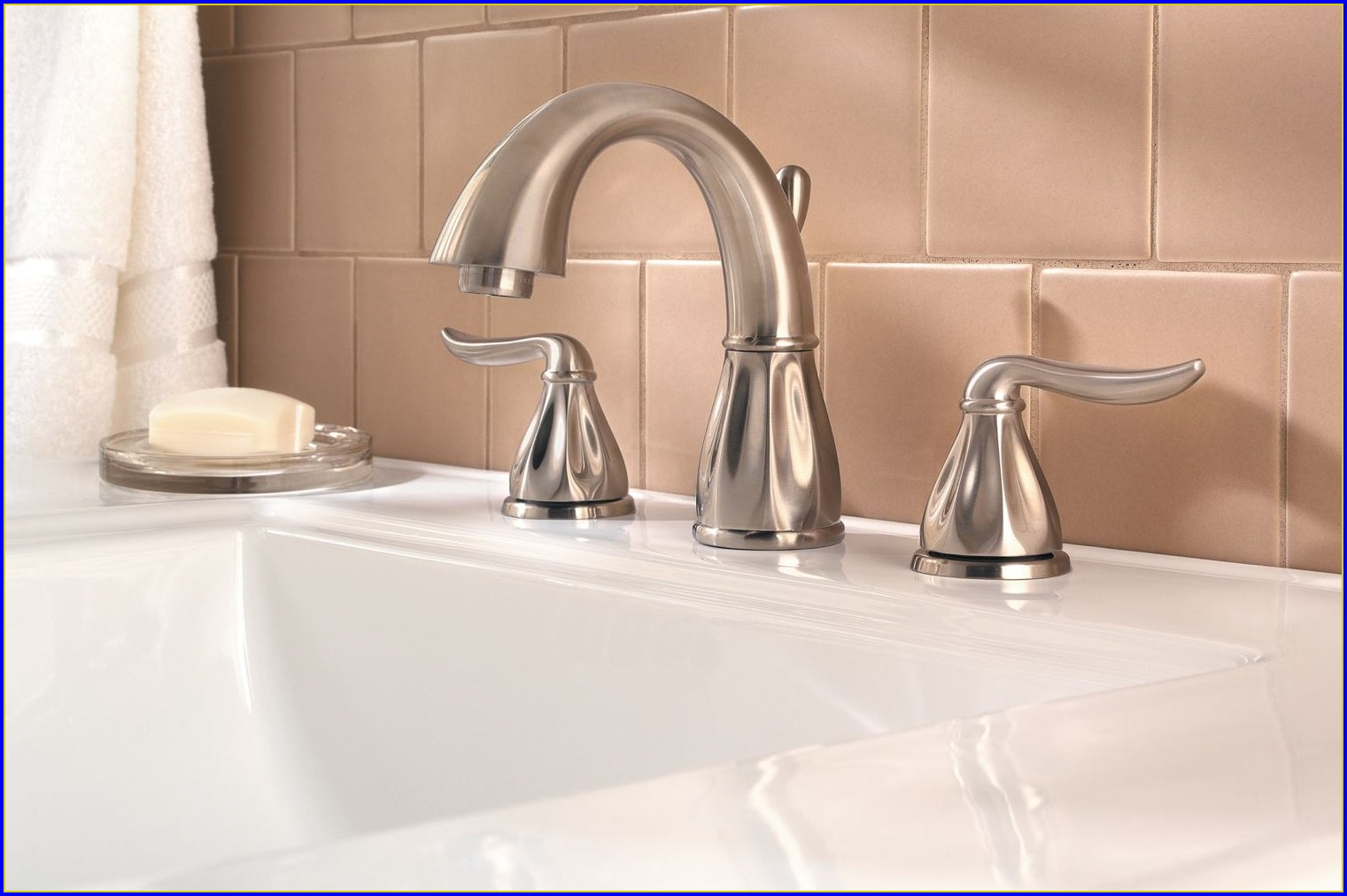 Pfister Bathroom Faucets Brushed Nickel