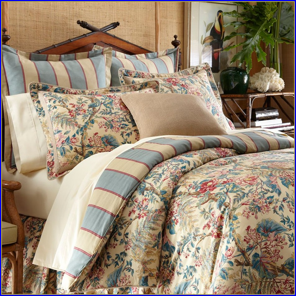 Ralph Lauren Bedding Blue