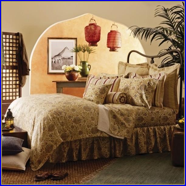 Ralph Lauren Bedding Paisley