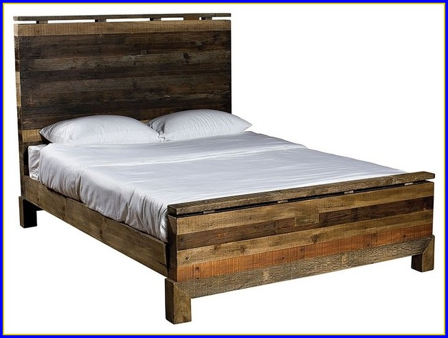 Reclaimed Wood Bedroom Furniture