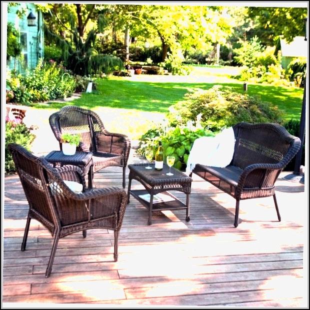 Resin Wicker Patio Furniture Manufacturers