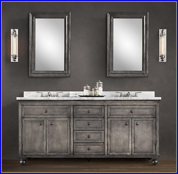 Restoration Hardware Bathroom Vanity Craigslist