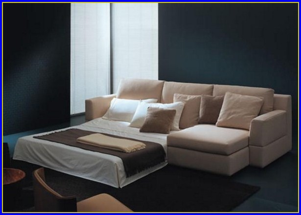Sectional Sofa Bed For Small Spaces